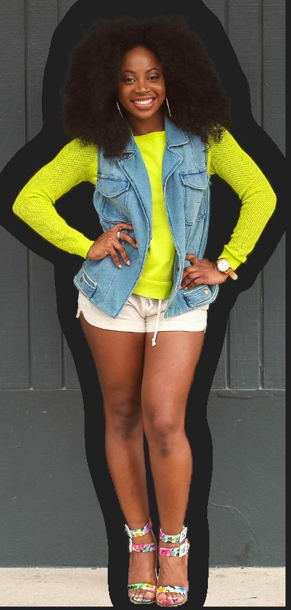 Pheline Jerome - Next Up TV CEO